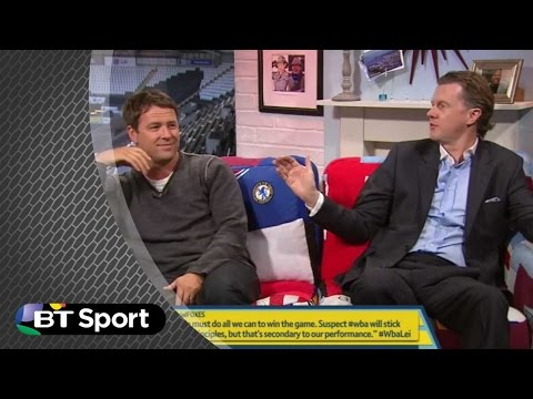 Michael Owen rant on Charlie Adam goal | BT Sport