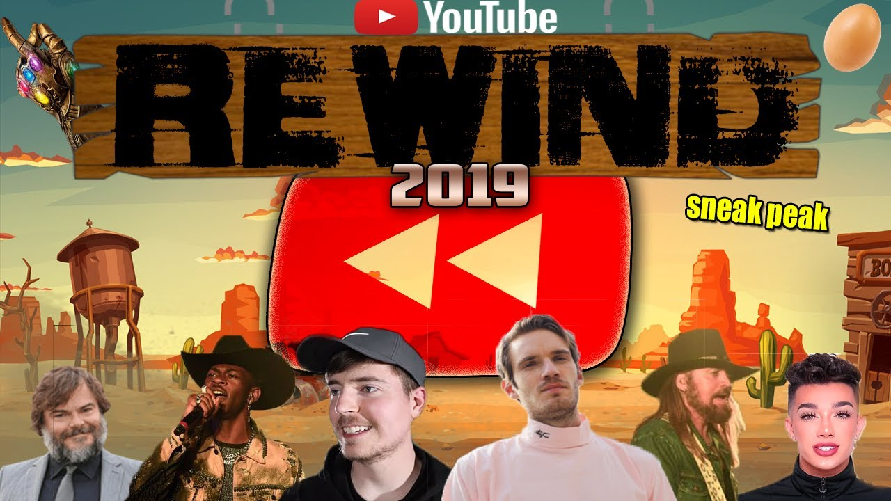 Youtube Rewind 2019 Official Sneak Peak Youtube