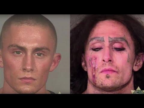 14 years of mugshots: A Portland-area man's eye-opening transformation
