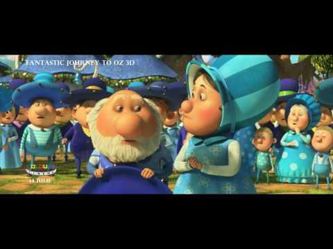Fantastic Journey to Oz 3D dublat (Fantastica aventură din Oz)