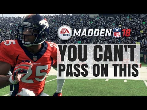 Best Coverage Defense In Madden 18 - No Fly Zone