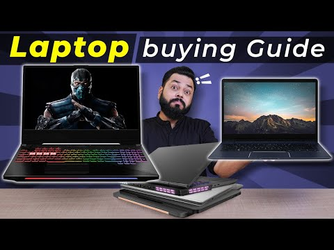 Detailed Laptop Buying Guide ⚡⚡⚡Ye Video Miss Mat Karna