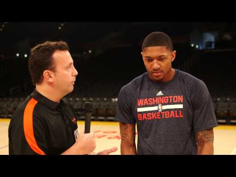 Wizards Guard Bradley Beal on Shooting The Basketball