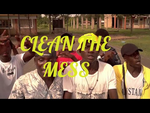 RICH-G ft CLEAN THE MESS