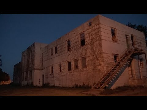 ALMOST ATTACKED IN OKLAHOMA'S MOST HAUNTED ABANDONED SCHOOL (The Paranormal Files, Ep. 4)