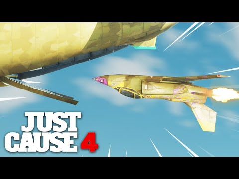 Just Cause 4 - THIS SHOULDN'T WORK! |