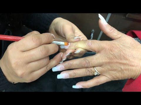 Permanent Nail Extensions & Nail Art