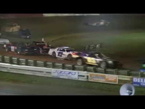 Eastside Speedway Street Stock Race July 30 2016