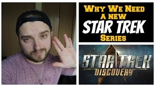 Star Trek: Discovery Trailer (Reaction & Analysis)