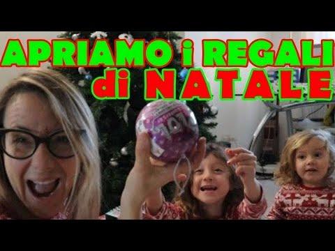 Apriamo I Regali Di Natale.Apriamo I Regali Di Natale Youtube