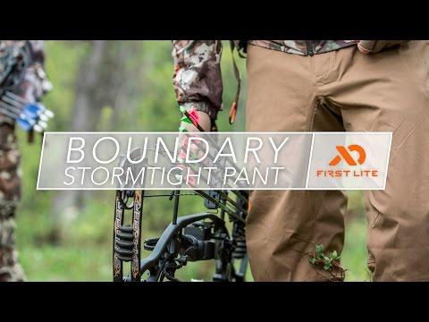 Boundary Pants