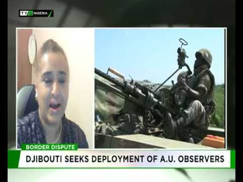 Sophia Tesfamariam speaks on Djibouti's call for redeployment of AU observers to monitor poll