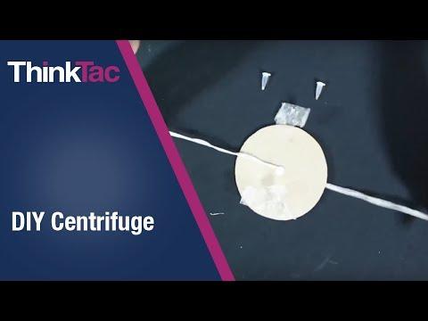 DIY Centrifuge   ThinkTac