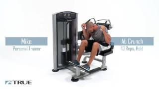 TRUE Workout Series - Ab Back Workout