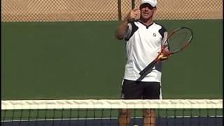 Pro Tennis Lessons - James Jensen - dropshot