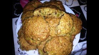 Печенье из тыквы. очень легкий рецепт печеньев.