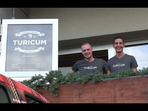 Züri Gin - Weisshaus meets Turicum