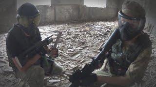 Тактический пейнтбол: Зачистка здания (полная версия)