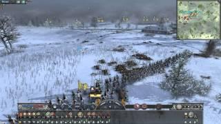 Война и Мир 14 серия. Прохождение Napoleon: Total War за Россию
