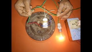 How To Test A Ceiling Fan Coil. YT- 99