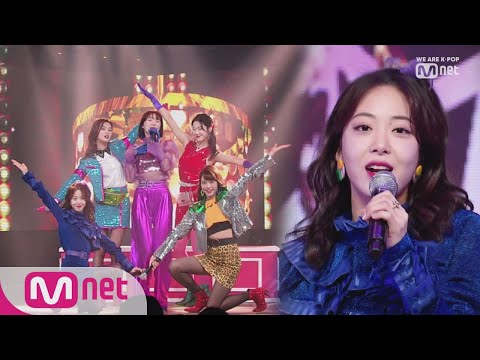 [The Pink Lady - GOD GIRL] KPOP TV Show | M COUNTDOWN 190221 EP.607