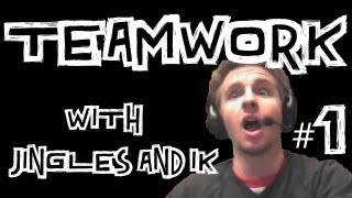 World of Tanks || Teamwork #1 with Jingles and Ik