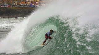 Surfing Showdown in Mundaka - Red Bull Rivals Spain 2014