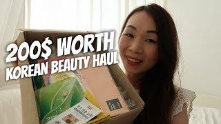 200$+ Korean Beauty Haul Jolse.com