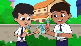 Little Singham & Jolly Rancher Lollipops | Discovery Kids India
