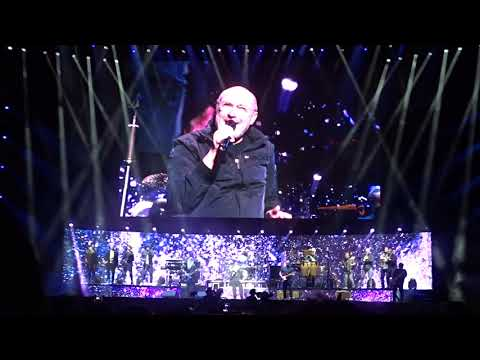 Phil Collins - Invisible Touch - Live from Buenos Aires
