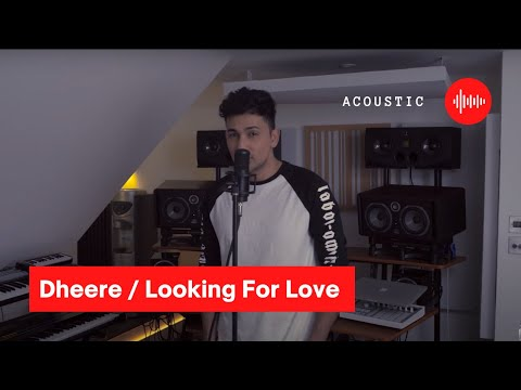Zack Knight - Dheere / Looking For Love (Acoustic)