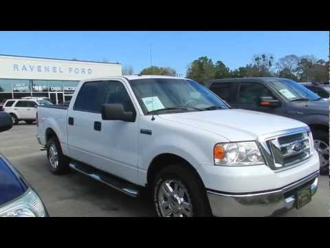 2007 ford f 150 review xlt supercrew 1 owner for. Black Bedroom Furniture Sets. Home Design Ideas