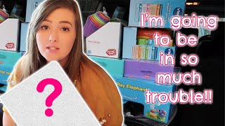 I WENT CHRISTMAS SHOPPING - AT A HUGE TOY SALE!