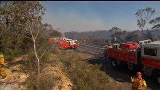 Incendies en Australie: les pompiers prennent enfin le dessus - 25/10