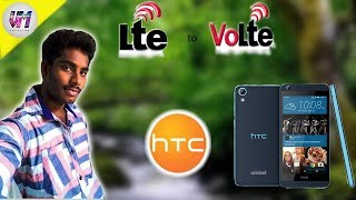 How to convert Lte to volte for htc mobile in tamil tutorial