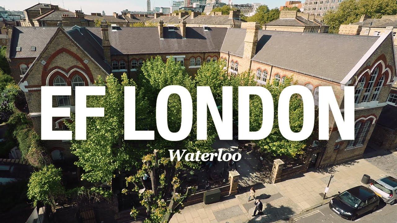 EF London Waterloo – Tour of the School