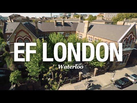 EF London Waterloo – Campus Tour