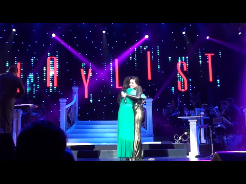 The Movie in My Mind -- Lea Salonga & Rachelle Ann Go 2014/1/18