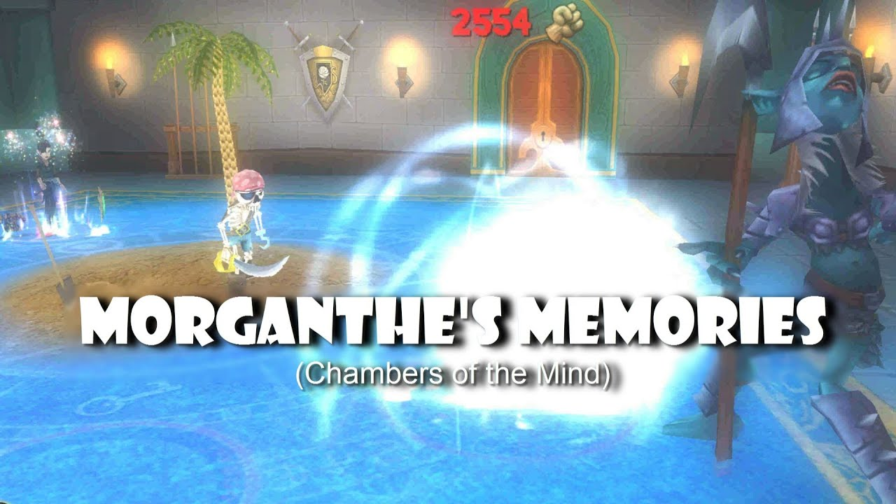 how to get to morganthe in wizard101