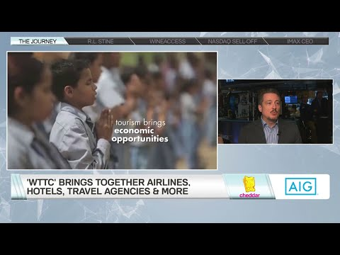 Jeff Rutledge, CEO of AIG Travel interview on Cheddar