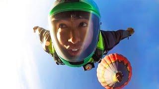GoPro: Wingsuit Air Balloon Jump