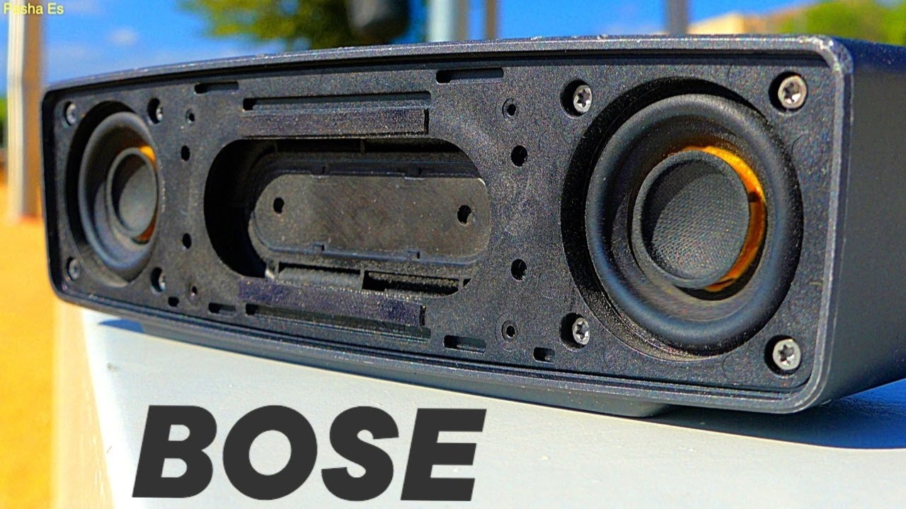 ДОРОГО БОГАТО BOSE SoundLink Mini II vs Flip4