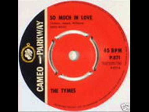 The Tymes So Much In Love  CAMEO-PARKWAY 871