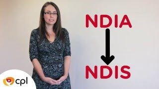 What is the NDIS?