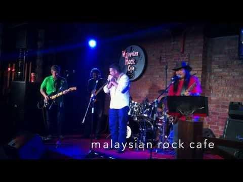 Malaysian Rock Cafe. Purple Haze Sound Sys by DSP Entertainment