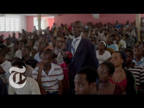 Haiti: The Police on Trial | The New York Times