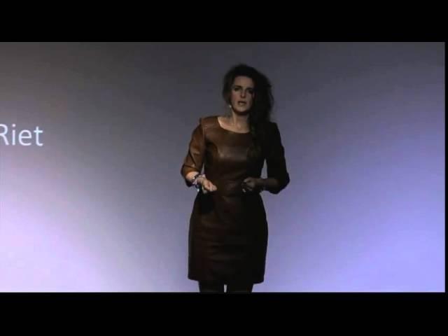 How to use flirting in the corporate world   Angelique van 't Riet   TEDxDordrecht