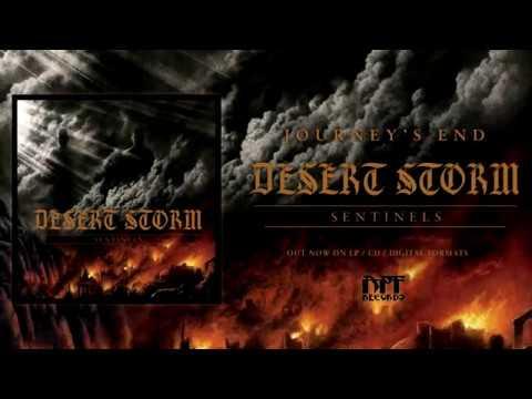 Desert Storm - Journey's End (Official Music Video)