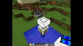 Build Craft (6)(что можно делать с жидкостями)