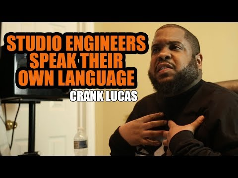STUDIO ENGINEERS SPEAK THEIR OWN LANGUAGE